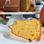 Drunken Pumpkin Bundt Cake