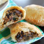 Smoky Sweet Potato, Black Bean, and Spinach Empanadas