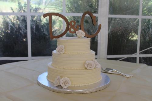 How to Make a Wedding Cake: The Concept