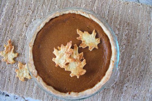 Perfect, Flaky Pie Crust