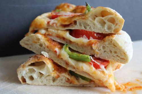 Lahey Pizza Crust