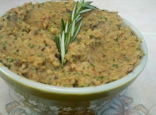 Melitzanosalata (Roasted Eggplant Dip)