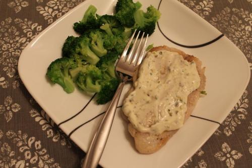 Tartar Sauce with Tilapia