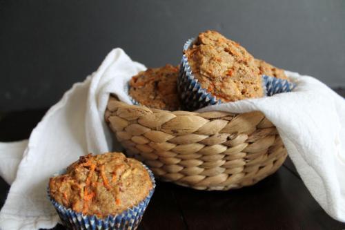 Muffins, Scones + Quickbreads
