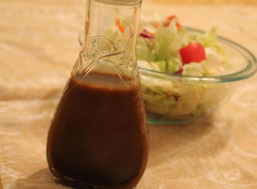 Creamy Balsamic Vinaigrette