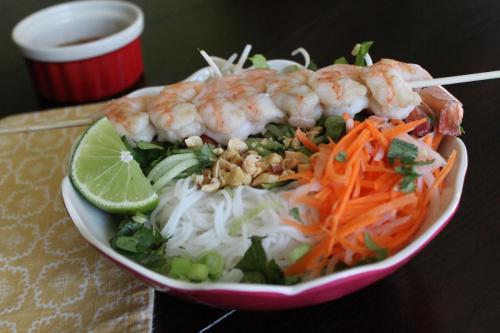 Vietnamese Noodle Bowl