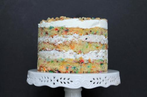 Milk Bar Funfetti Birthday Cake