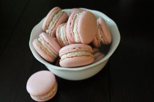 French Macarons, Italian Method