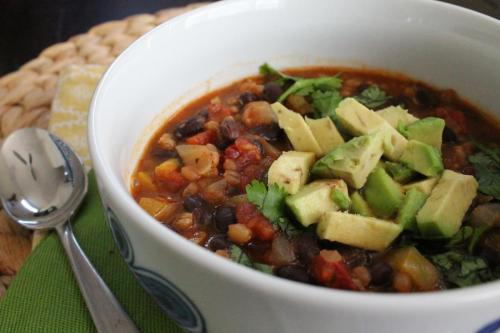 Zippy Wheatberry Chili