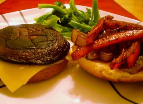 Portabella Burgers