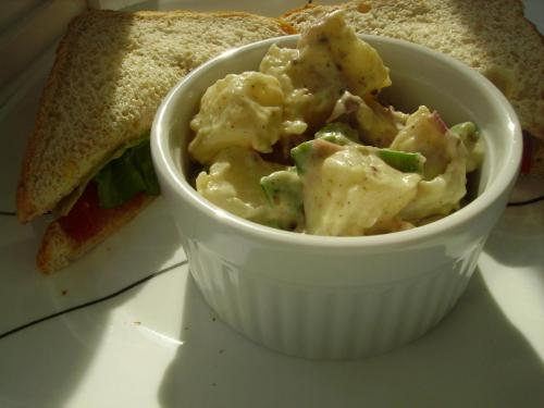 Green Onion Potato Salad